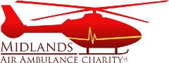 Midlands Air Ambulance, saving lives